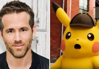 ryan reynolds and detective pikachu
