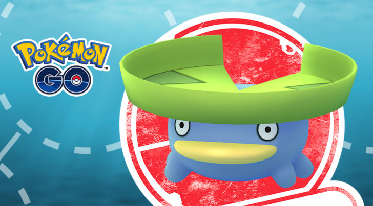 Weather-focused Limited Research, med Lotad!