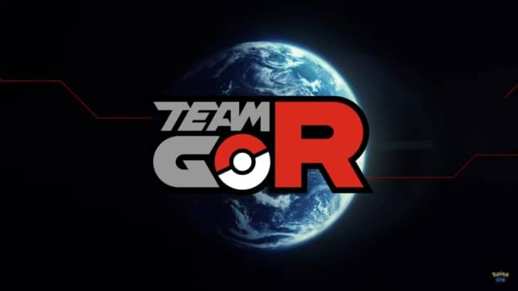 Team GO Rocket invaderer Pokémon GO!