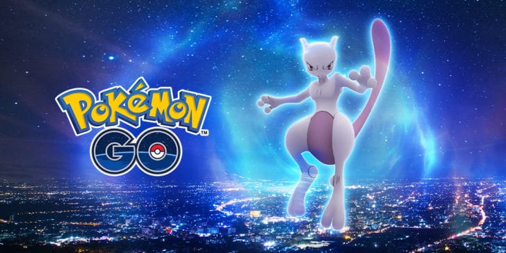 Mewtwo with Shadow Ball blir med EX Raids!